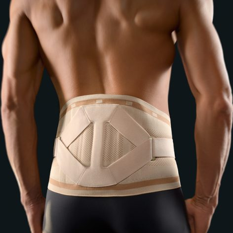 BORT select Stabilo® Back support with pad -152