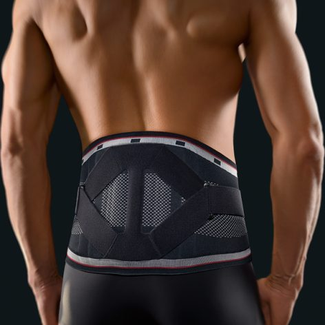 BORT select Stabilo® Back support with pad -151
