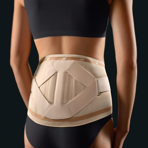 BORT select Stabilo® Lady Back support with pad-164