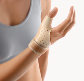 BORT SellaFix® N Metacarpus and Thumb Splint, Heat Adjustable -0