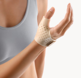 BORT SellaFix® K, For Arthritis, Thumb Sprain, Heat Adjustable-0