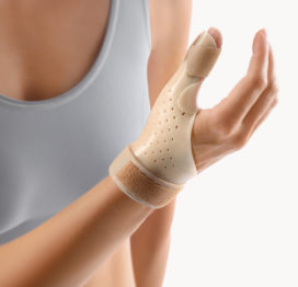 BORT SellaFix® P, For Arthritis, Thumb Sprain, Heat Adjustable-0