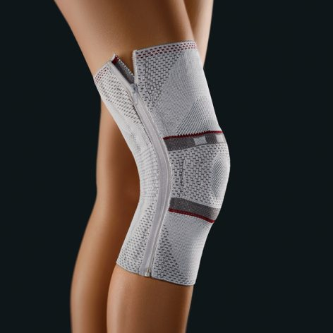 BORT Select GenuZip®- Flexible, Light Weight Knee Zipper Support-0