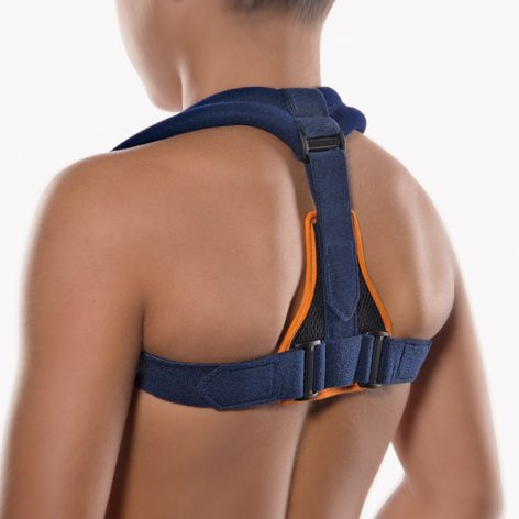BORT Backpack Clavicle Posture Support-119