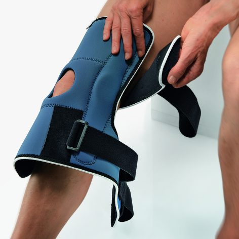 Generation Knee Brace- Opened